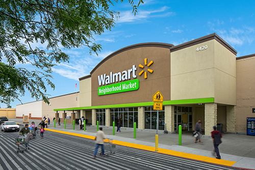 Southgate Plaza Is Leased To Three High Performing Grocers Walmart Neighborhood Market 99 Ranch And Cents Only
