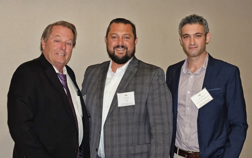 Office Panel (L-R): Michael Rademaker, MGR Real Estate; John Bibeau, CBRE; James Bender, Sunny Hills Management