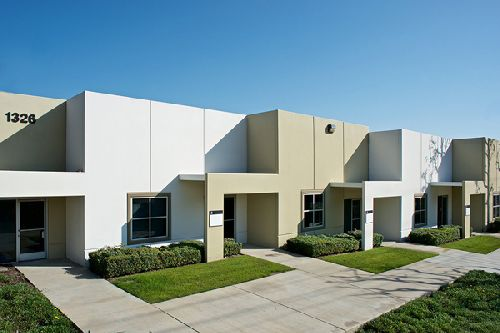 College Business Park, Upland