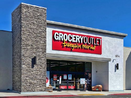 Representative example of Grocery Outlet store